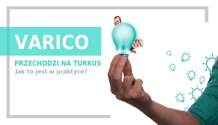 turkusowa organizacja, turkus w firmie, varico turkusową organizacją