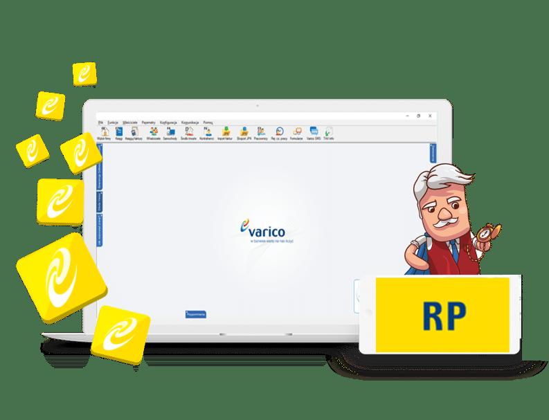 Program kadrowo-płacowy Rozliczenie Płac RP